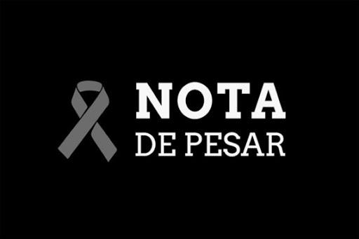 Nota de Pesar pelo falecimento do Tesoureiro Carlos Eduardo